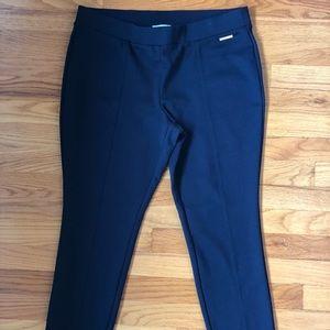 Michael Kors Navy Blue Leggings